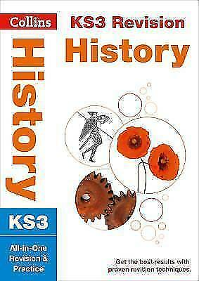 KS3 History All-in-One Revision and Practice von Collins KS3 (2014, Taschenbuch)