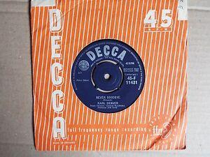 Karl Denver  Highland Fling  Never Goodbye 7034single - Southampton, United Kingdom - Karl Denver  Highland Fling  Never Goodbye 7034single - Southampton, United Kingdom