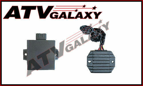 Procom Cdi   ECU Rev Box + Gleichrichter Polaris Protator 500 2003 2004