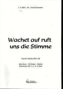 Joh-Seb-Bach-Wachet-auf-ruft-uns-die-Stimme-fuer-Akkordeon-Orchester-Partit