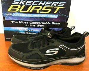 Skechers Men's Burst Athletic Shoe Air