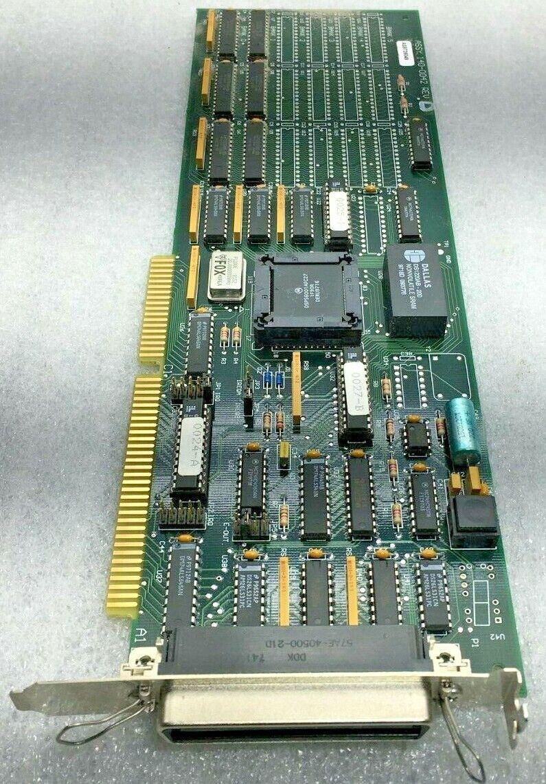 Hologic 385-0062 140-0042 Rev.D 16bit ISA SCSI Interface Card FREE SHIPPING!
