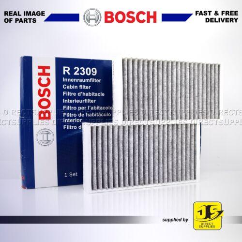 Bosch Filtro De Cabina Polen Carbono R2309 Mercedes-Benz Clase Gl Clase M Clase R
