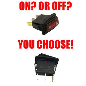 Rasoir On Off Power Switch PR200 E100 E125 E150 E175 E200 E300 trottinette électrique