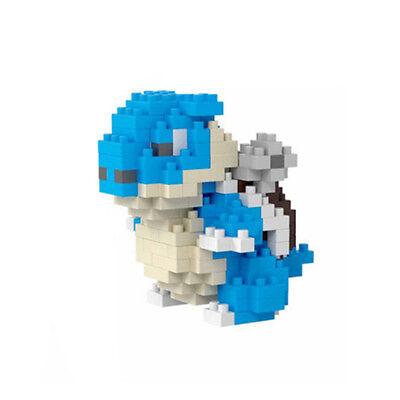 LOZ Nano Mini Diamond Building Blocks Lego Toy Pokemon Pocket Monster Blastoise
