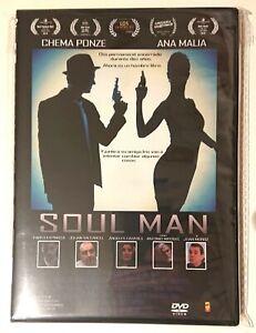 "DVD ""SOUL MAN"" (2020) Chema Ponze NEW (Eng. Subt.)"
