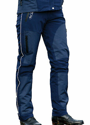 Mark Todd Ladies Reinga Navy Stretch Waterproof Riding Equine Trousers XS XL