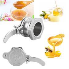 Stainless Steel Honey Tap Gate Valve Beekeeping Extractor Bottling Bee Tool NEW