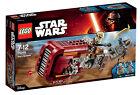 Star Wars The Force Awakens LEGO Rey's Speeder 75099