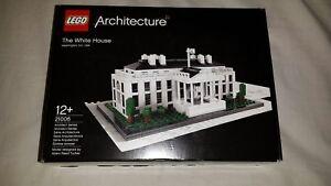 Lego Architecture The White House 21006 Neuf et scellé Quelques dégâts de boîte 5702014804241