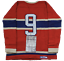 MAURICE-RICHARD-SIGNED-Wool-CCM-JERSEY-W-COA-Limited-Very-RARE-autographed miniature 1