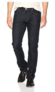 Hudson Jeans Mens Blake Slim Straight Zip Fly, Anonymous, Size 40