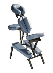Portable folding massage chair therapy beauty couch tattoo for Cheap tattoo chairs uk