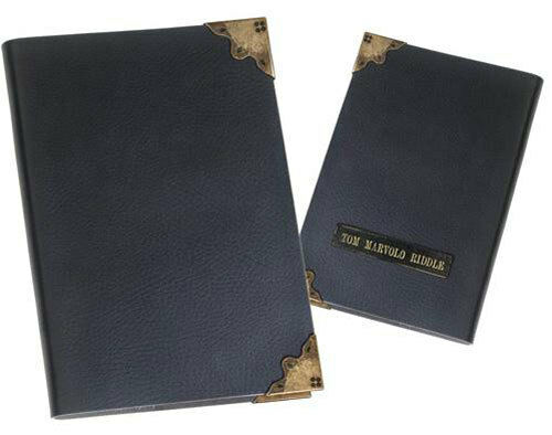 Harry Potter: Official Warner Bros Tom Marvolo Riddle Leather Diary - New In Box