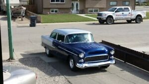 SHOW QUALITY 1955 CHEVROLET BEL AIR 2-DOOR POST FOR SALE