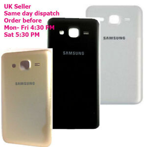 differently 1a109 a348b Details about Battery Back Cover Rear Housing Samsung Galaxy J7 2015  SM-J700F SM-J700 J700F