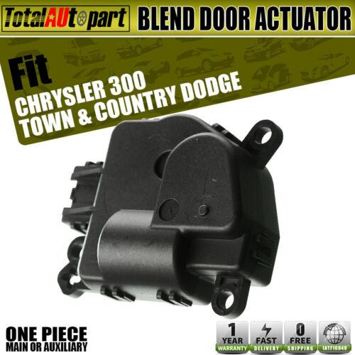 HVAC Blend Door Actuator for Chrysler 300 Town /& Country Dodge Ram 68031977AA