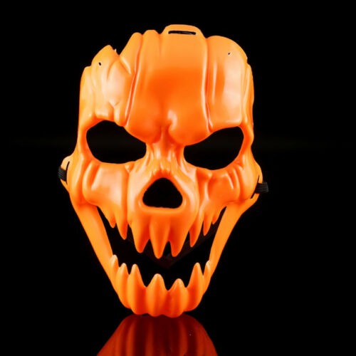 2018 Halloween Pumpkin Mask Adult Scary Face Masks Cosplay Costume Party Decor