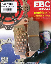EBC/FA226HH Sintered Brake Pads Front - Triumph Street Triple 675, Tiger 800/XC