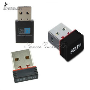 150-300-mbps-Mini-Sans-Fil-Adaptateur-USB-WiFi-LAN-Antenne-Netzwerk-Adaptateur-RTL8188