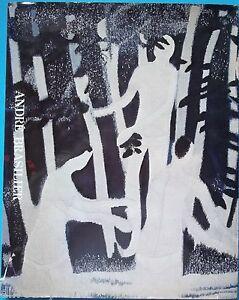 Andre-BRASILIER-planches-en-couleurs-et-en-n-amp-b-Texte-de-Ogawa-Tokyo-Arts