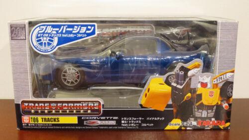 Takara Transformers binaltech figures DGSIM//En parfait état dans sa boîte neuf scellé