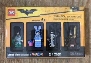The LEGO Batman Movie Minifigure Collection NEW IN BOX LEGO set 5004939