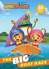 Team Umizoomi: The Big Boat Race! by Golden Books (Paperback, 2012)