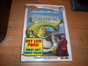4-Shrek-1-2-3-Forever-After-DVD-2010-Original-Motion-Picture-Score-CD-NEW