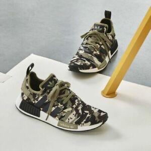 Details about Adidas NMD R1 Camo Savanna Brown FZ0076 Size 6 Brown/Tan/Green/ Boost NIB