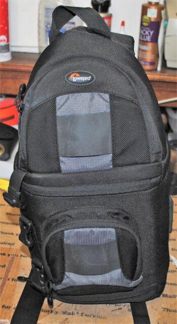 Lowepro Slingshot 100 Aw Camera Bag Gently Dslr Sling For Sale Online Ebay