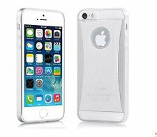 Coque Gel TPU souple effet strass brillant pour iPhone 4/4S Transparent - NOVAGO
