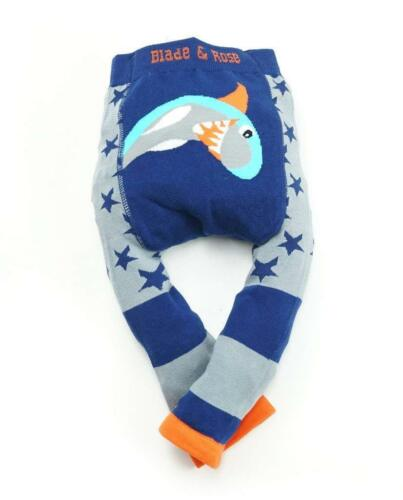 Blade /& Rose Shark Leggings Baby Clothing Various Sizes