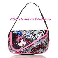 Monster High Shoulder Bag Handbag Purse Draculaura Frankie Stein & More