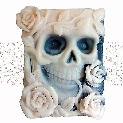 You are buying a soap - Halloween Horror Skeleton handmade Soap w/essential oil