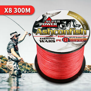 8-strands-300m-Super-Strong-Japanese-Multifilament-PE-braid-Braided-fishing-line