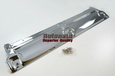 Chrome Radiator Cover Support Panel 1970-1981 Camaro Engine Dress-Up Hot Rat Rod