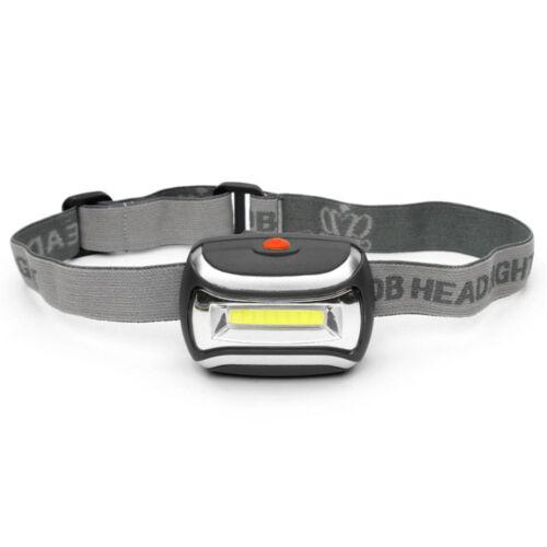 600LM LED 3 Mode Adjustable Waterproof Headlamp Headlight Camping Torch Lighting