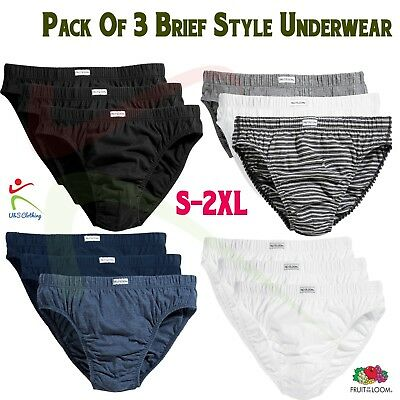 Fruit Of The Loom Mens Brief