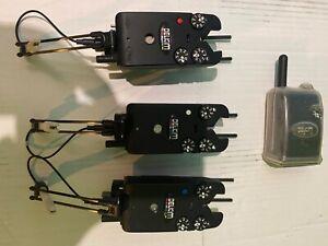 3-X-Delkim-TXI-Plus-Alarms-And-Rx-Pro-Reciever