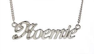 collier prenom noemie