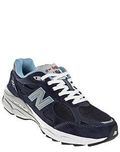 NEW-BALANCE-WOMENS-W990-RUNNING-SHOE-BLACK-GREY-GREY-PURPLE-NAVY