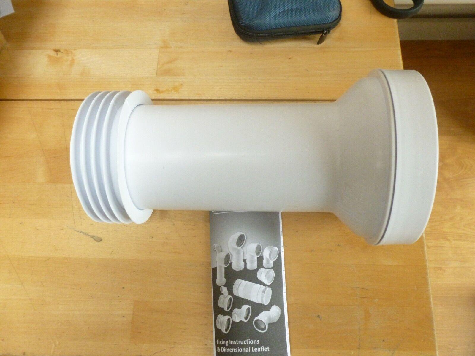 Adjustable Length McAlpine WC-CON2 Pan Connector
