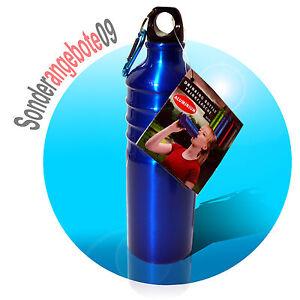 OUTDOOR-Alu-Trinkflasche-750ml-blau-Aluminium-Aluflasche-Sport-Fahrradflasche