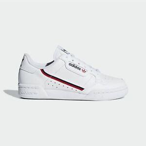Detalles de Adidas continental 80 B-F99787 Juniors/Mujer Zapatillas ~  Originals Tallas 3 - 6.5- ver título original