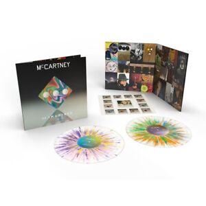 Paul McCartney III Imagined Limited Edition Exclusive Splatter 2LP Beatles Vinyl