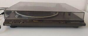 Technics sl-bd22d Japanese Made Semi Auto Record Deck Plattenspieler getestet