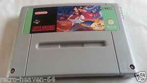 Aladdin-Super-Nintendo-SNES-PAL-AUS-NZ-UK-EUR-Disney