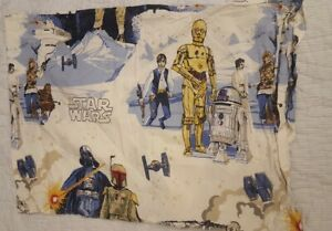 Empire Strikes Back Pottery Barn Kids Pillowcase C3po
