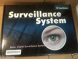 New-Original-GeoVision-GV-250-12-ports-D-type-video-surveillance-card